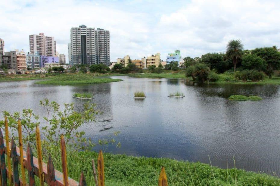 Puttenahalli lake, Bengaluru